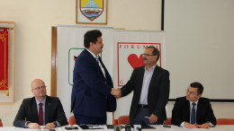 protocol de colaborare semnat intre UDMR si FDG