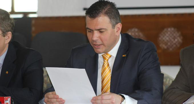 Adrian-Stef consiliul judetean satu mare