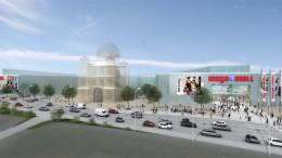 Așa trebuia să arate PRIMUL Mega Mall din Satu Mare, situat pe Drumul Careiului