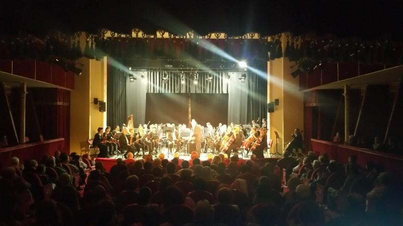concert teatrul din carei