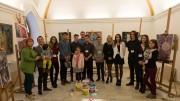 Tinerii artiști, susținuți de firma Lebăda
