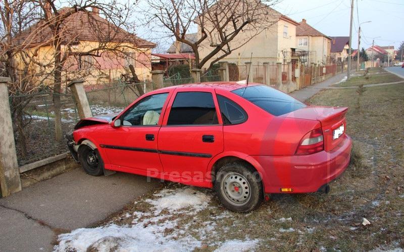 accident-satu-mare-gard-3