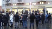 A treia zi de proteste la Satu Mare