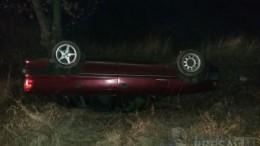 accident masina noaptea (1)