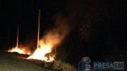 incendiu drum (1)