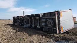 accident TIR Satu Mare (3)