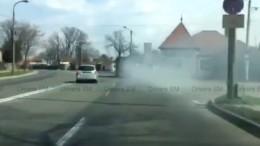 masina poluare