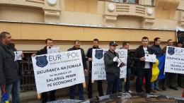 protest politisti in Satu Mare (7)