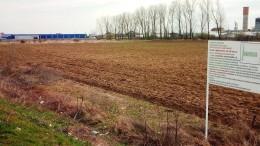Aici se va construi viitorul sediu al RAR, de pe Drumul Careiului