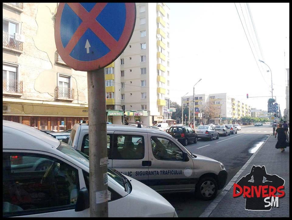 Cei de la Serviciul pentru Siguranța Traficului parchează cum vor