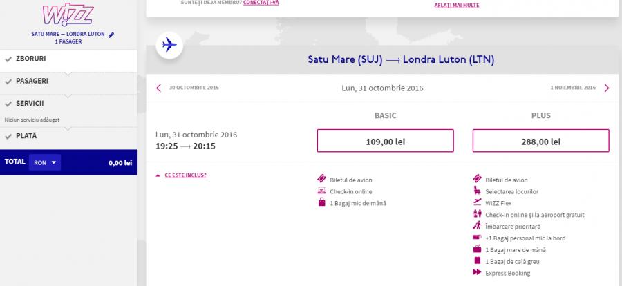 Satu Mare are curse Wizz Air