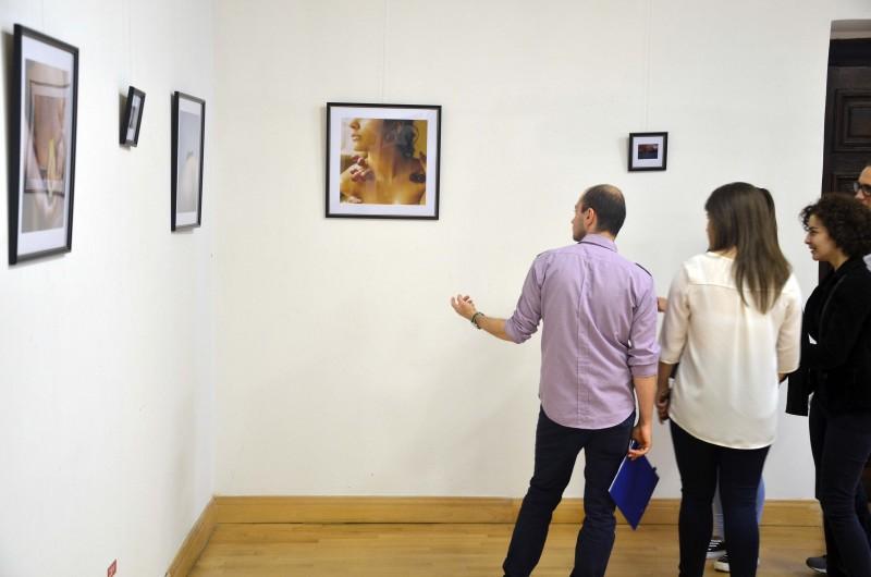 expo fotografic la Carei