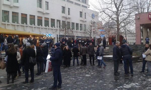Protest la Satu Mare 5