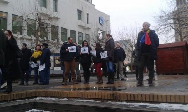 Protest la Satu Mare2