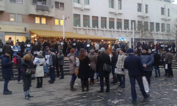 Protest la Satu Mare4