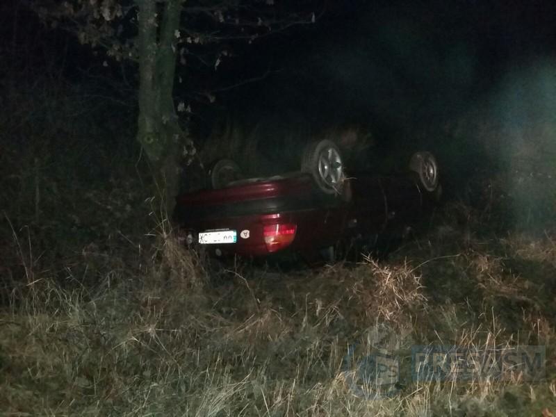 accident masina noaptea (2)