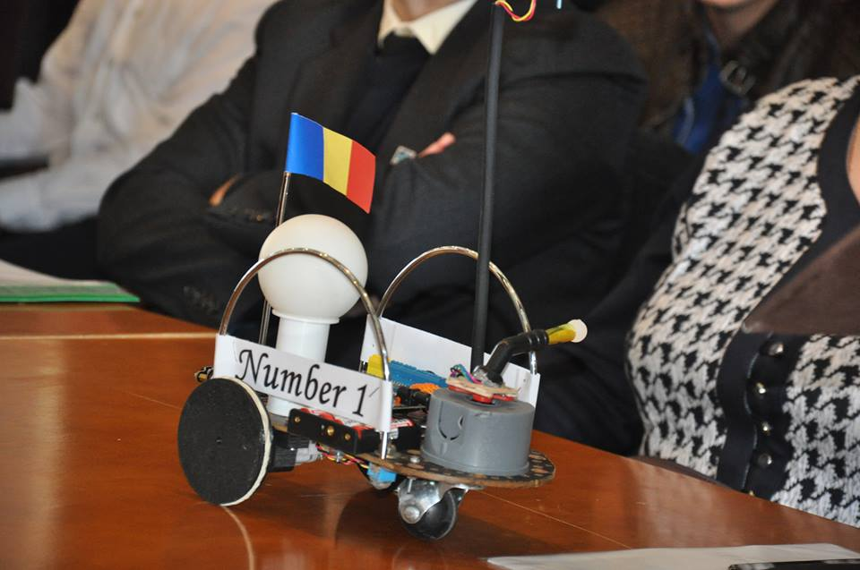 proiect robot antitero