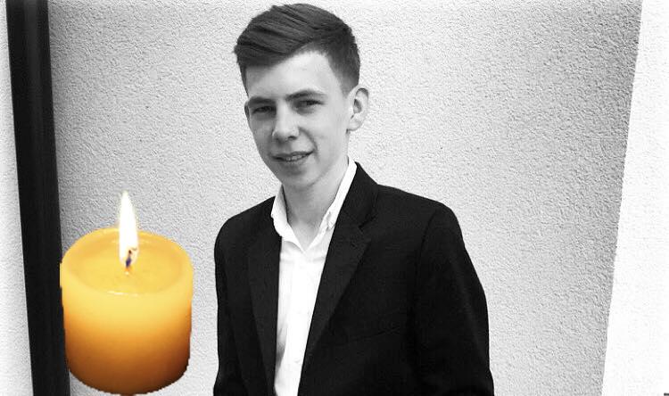 FOTO. Victima: Cristian Surd (18 ani)